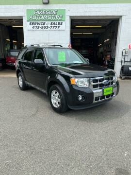 2011 Ford Escape for sale at Pikeside Automotive in Westfield MA