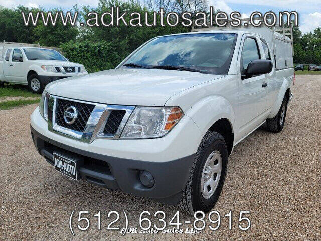 2016 Nissan Frontier for sale at ADK AUTO SALES LLC in Austin TX