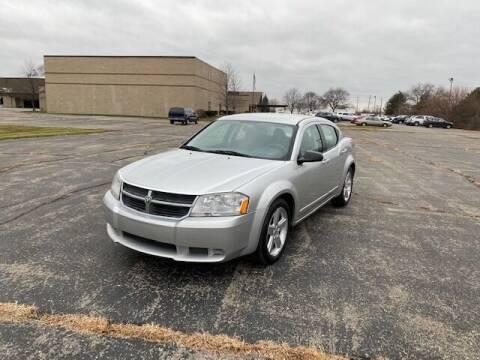 2008 Dodge Avenger for sale at Caruzin Motors in Flint MI