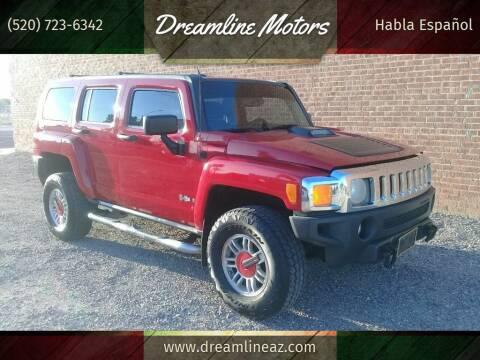 2006 HUMMER H3 for sale at Dreamline Motors in Coolidge AZ