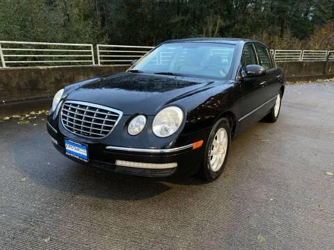 2009 Kia Amanti for sale at Zipstar Auto Sales in Lynnwood WA