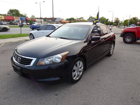 2010 Honda Accord for sale at Cromax Automotive in Ann Arbor MI