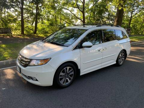 2014 Honda Odyssey for sale at Crazy Cars Auto Sale in Jersey City NJ