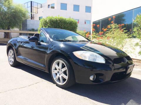 2008 Mitsubishi Eclipse Spyder for sale at Nevada Credit Save in Las Vegas NV