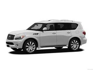 2012 Infiniti QX56 for sale at Taylor Automotive in Martin TN