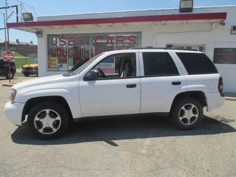 2008 Chevrolet TrailBlazer for sale at Summit Auto Sales Inc in Pontiac MI