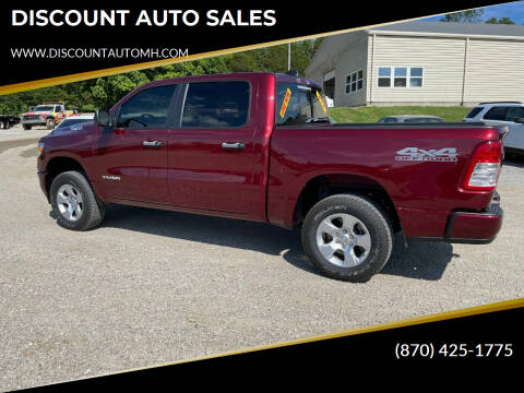 2020 RAM Ram Pickup 1500 for sale at DISCOUNT AUTO SALES in Mountain Home AR
