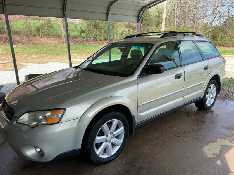 2007 Subaru Outback for sale at Steve's Auto Sales in Harrison AR