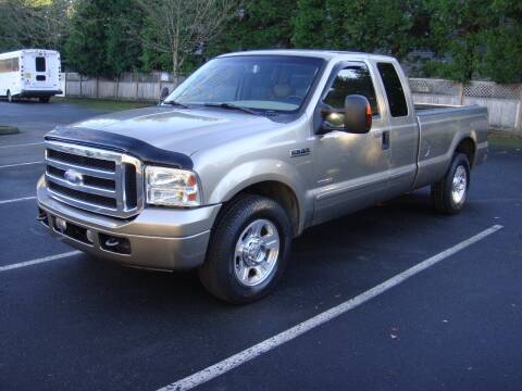 2006 Ford F-250 Super Duty for sale at Western Auto Brokers in Lynnwood WA