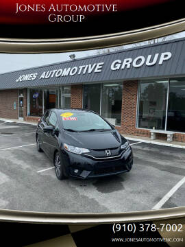 2015 Honda Fit for sale at Jones Automotive Group in Jacksonville NC