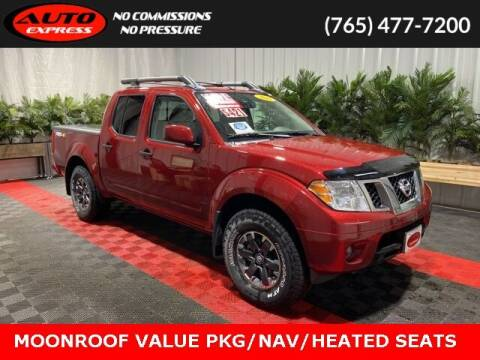 2019 Nissan Frontier for sale at Auto Express in Lafayette IN
