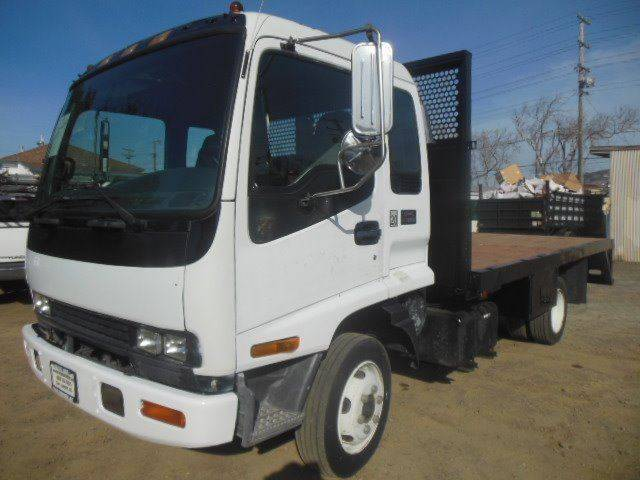 2001 GMC T5500 for sale at Royal Motor in San Leandro CA