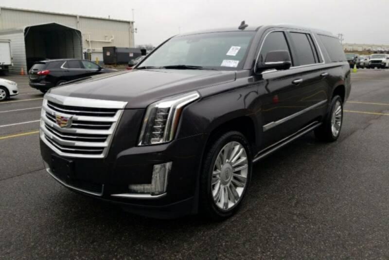 2018 Cadillac Escalade ESV for sale at Dad's Auto Sales in Newport News VA