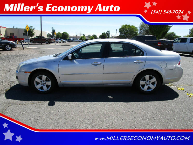 2009 Ford Fusion for sale at Power Edge Motorsports- Millers Economy Auto in Redmond OR