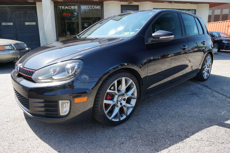 2013 Volkswagen GTI for sale at PA Motorcars in Conshohocken PA