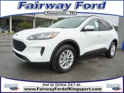 2021 Ford Escape Hybrid for sale at Fairway Ford in Kingsport TN