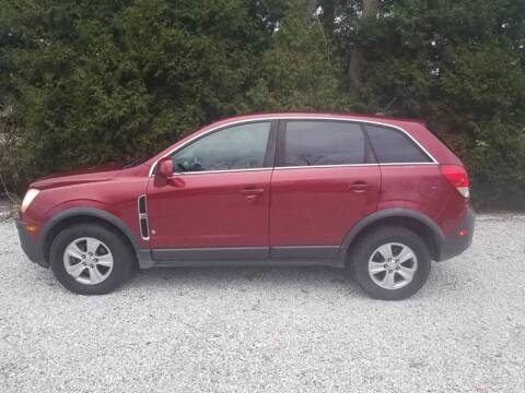 2008 Saturn Vue for sale at WESTERN RESERVE AUTO SALES in Beloit OH