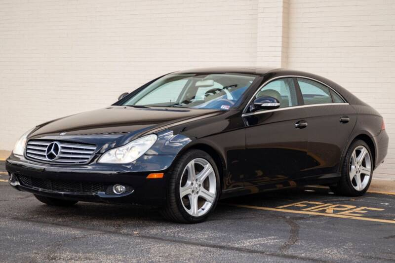 2006 Mercedes-Benz CLS for sale at Carland Auto Sales INC. in Portsmouth VA