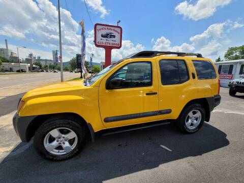 2007 Nissan Xterra for sale at Ford's Auto Sales in Kingsport TN