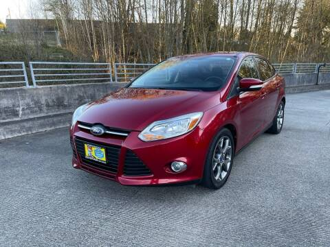 2014 Ford Focus for sale at Zipstar Auto Sales in Lynnwood WA