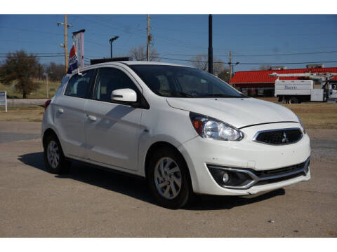 2018 Mitsubishi Mirage for sale at Sand Springs Auto Source in Sand Springs OK
