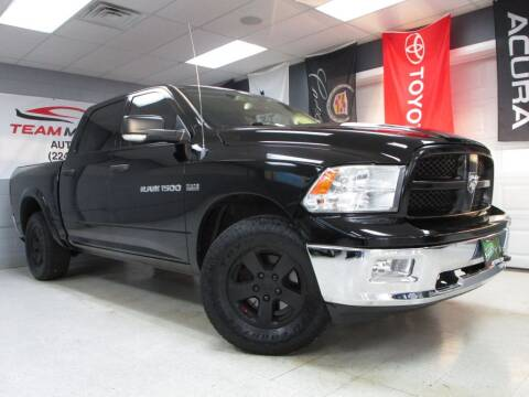 2012 RAM Ram Pickup 1500 for sale at TEAM MOTORS LLC in East Dundee IL