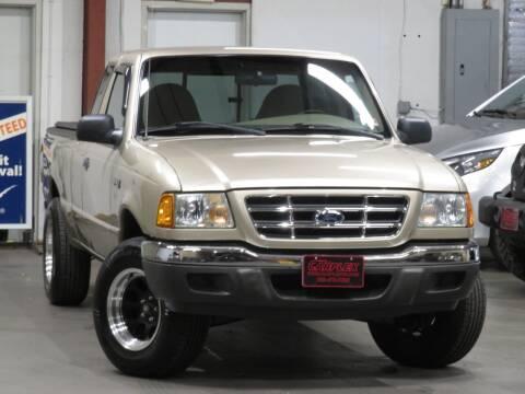 2002 Ford Ranger for sale at CarPlex in Manassas VA