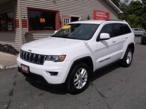 2017 Jeep Grand Cherokee for sale at Shattuck Motors in Newport VT