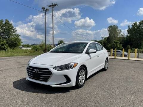 2018 Hyundai Elantra for sale at Instant Auto Sales - Lancaster in Lancaster OH