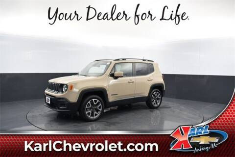 2015 Jeep Renegade for sale at Karl Pre-Owned in Glidden IA