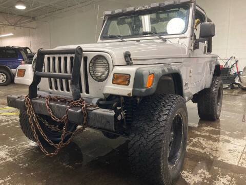 2006 Jeep Wrangler for sale at Paley Auto Group in Columbus OH