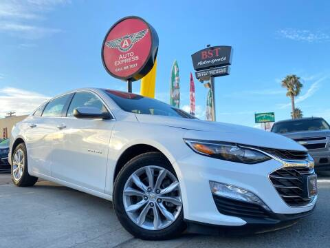 2019 Chevrolet Malibu for sale at Auto Express in Chula Vista CA