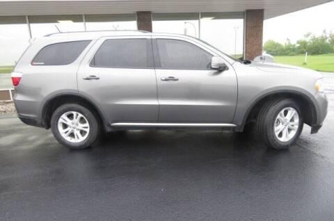 2011 Dodge Durango for sale at DAKOTA CHRYSLER CENTER in Wahpeton ND