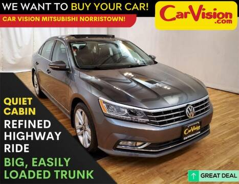 2017 Volkswagen Passat for sale at Car Vision Mitsubishi Norristown in Trooper PA
