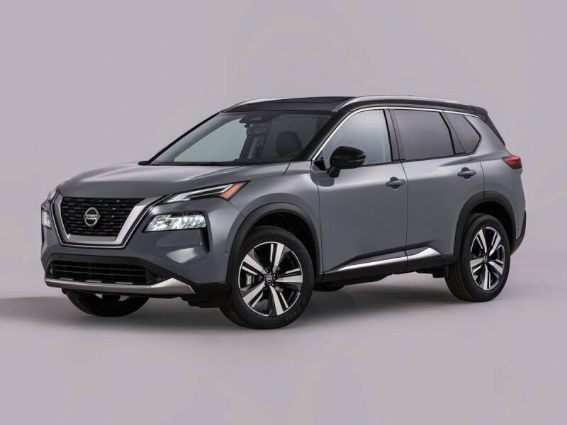 2021 Nissan Rogue for sale at Ken Ganley Nissan in Medina OH