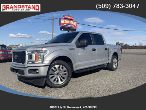 2018 Ford F-150 for sale at Grandstand Auto Sales in Kennewick WA