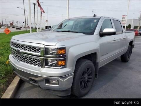 2015 Chevrolet Silverado 1500 for sale at BOB ROHRMAN FORT WAYNE TOYOTA in Fort Wayne IN