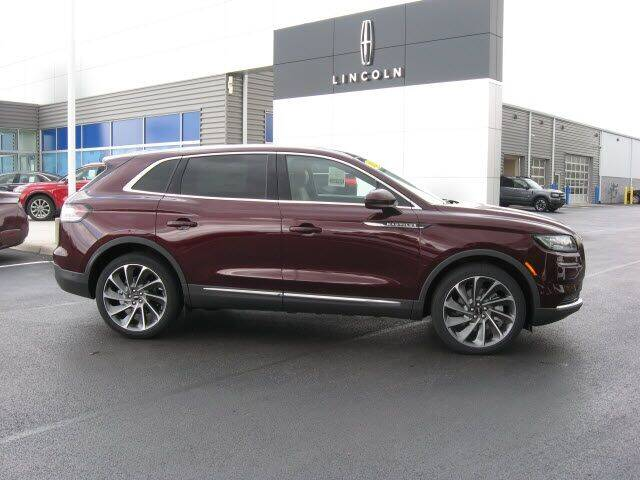 2021 Lincoln Nautilus for sale in Delphos, OH