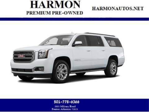 2016 GMC Yukon XL for sale at Harmon Premium Pre-Owned in Benton AR