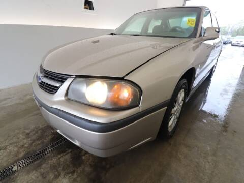 2003 Chevrolet Impala for sale at Glory Auto Sales LTD in Reynoldsburg OH