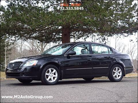 2005 Nissan Altima for sale at M2 Auto Group Llc. EAST BRUNSWICK in East Brunswick NJ