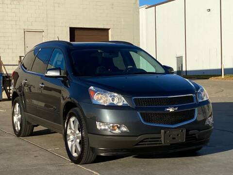 2012 Chevrolet Traverse for sale at MILANA MOTORS in Omaha NE
