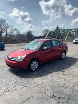 2011 Ford Focus for sale at WXM Auto in Cortland NY