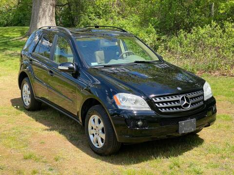 2007 Mercedes-Benz M-Class for sale at Choice Motor Car in Plainville CT