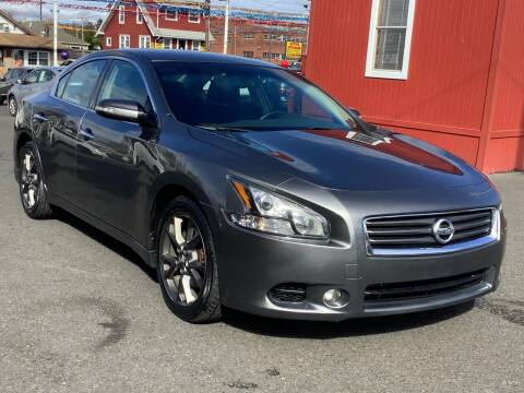 2014 Nissan Maxima for sale at Active Auto Sales in Hatboro PA