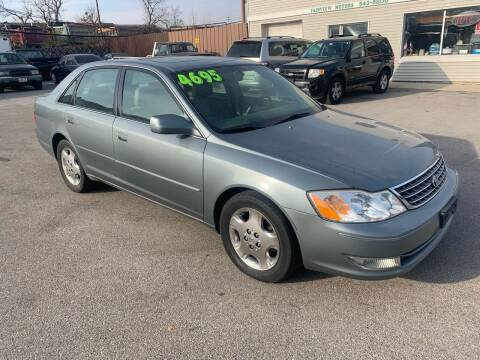 2003 Toyota Avalon for sale at Fairview Motors in West Allis WI