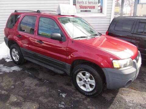 2005 Ford Escape for sale at Fulmer Auto Cycle Sales - Fulmer Auto Sales in Easton PA