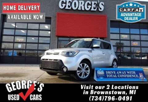 2016 Kia Soul for sale at George's Used Cars - Telegraph in Brownstown MI