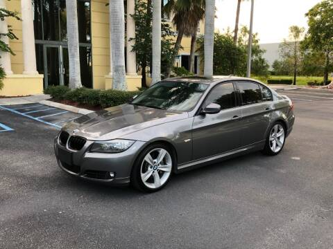 2011 BMW 3 Series for sale at EUROPEAN AUTO ALLIANCE LLC in Coral Springs FL