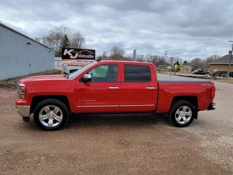 2014 Chevrolet Silverado 1500 for sale at KJ Automotive in Worthing SD